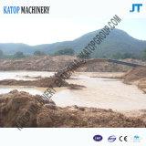 Schleppen-Absaugung Bagger-Sand-Bergbau-Lastkahn