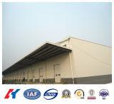 Construction préfabriquée d'entrepôt de logistique de structure métallique (KXD-SSB75)