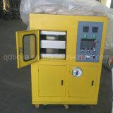 PLC Gecontroleerde het Vulcaniseren van de Plaat van het Laboratorium Machine