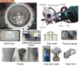 Automatischer selbstreinigender landwirtschaftlicher Bewässerung-Wasser-Filtration-Systems-Wasser-Filter