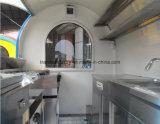 Beweglicher Imbiss-ambulantes Nahrungsmittelkiosk-Küche-Gerät