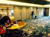 Pared de partición movible acústica para la sala de conferencias/el hotel/el salón de baile