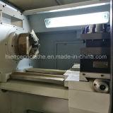 Balanço do modelo novo 500mm sobre a máquina Ck6150t do torno do CNC da base