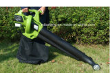 휴대용 가솔린 엔진 잎 흡입 기계 나뭇잎 청소기