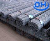 Rebar HRB400 van /Steel van de Staaf van het Staal van de Bouw van de bouw Koolstof Misvormde