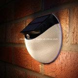Preço barato novo do PVC com luz solar da parede do sensor de movimento