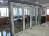 오스트레일리아 표준 알루미늄 접게된 문 또는 알루미늄 비스무트 접히는 문