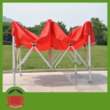 Outdoor Exhibition UsedのためのTentの上の赤いColor Folding
