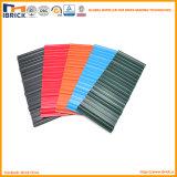 Materiali da costruzione di plastica mattonelle della resina sintetica dello strato del tetto del PVC di 3 strati