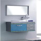 標準的な壁に取り付けられた鋼鉄既製の浴室用キャビネット
