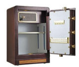 Nueva caja fuerte de acero de la huella digital para el uso de Ministerio del Interior