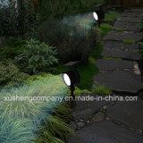 Indicatore luminoso solare di paesaggio del giardino per la via del patio