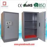 Cofre forte comercial com o fechamento eletrônico do indicador do LCD (GD-100EK)
