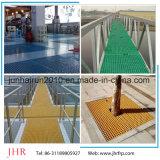 Pavimento stridente di plastica della griglia del lavaggio di automobile del workshop di FRP