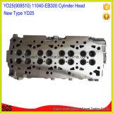 culasse de 11040-Eb300 11040-Eb30A 11039-Ec00A Yd25 pour Nissan