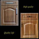 台所家具はPVC食器棚のドアを分ける