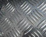 Placa de alumínio do passo para placa Checkered de Flooring&Aluminum (5 pequenos barram, brilhante)