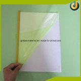 Cubierta transparente rígida del atascamiento del PVC