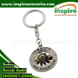 Metal attraente Charms Key Chain per Souvenirs (SK846)