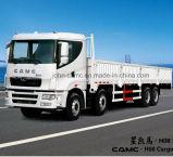 Da base de roda longa de Camc 8*4 caminhão da carga dos eixos do branco 4