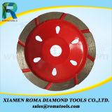 Диски диаманта Romatools меля для пола