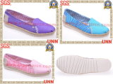 Chaussures de toile de la mode des femmes (SD6182)