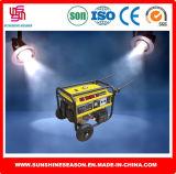 groupe électrogène de l'essence 5kw pour l'usage à la maison et extérieur (EC10000E2)