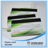 Loyalität-Bauteil-volle Drucken-Geschenk-Plastikscheckkarten
