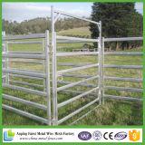 Panneaux ovales de bétail de Glavanized du marché de l'Australie à vendre