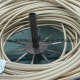 Tubo flessibile di gomma idraulico Braided della gomma dell'olio di petrolio del tubo flessibile