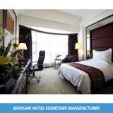 나무로 되는 호텔 침실 가구 중국 (SY-BS35)를 완료하는 흑단 베니어