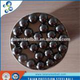 3/16 bola de acero con poco carbono '' ~6 '' (G100)