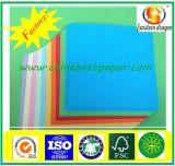 Uncoated высокосортная бумага цвета 60g