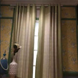 Cortina de ventana del apagón de la tela del diseño simple