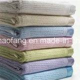 Manta tejida tejido Leno Hospital de algodón