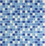 Mosaico de cristal del azulejo chino del surtidor para la venta