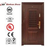 Sicherheits-Stahltür für Eingangs-Bauvorhaben