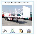 3 Wellen-Stange-LKW-halb Schlussteil für heißen Verkauf