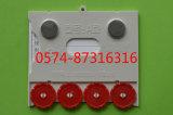 10*8.8cmに番号を用いる磁気物質的なカード記憶のカードの倉庫のカードをタイプしなさい