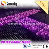 Sunfrom Модифицированная версия 3D Бесконечный Зеркало LED Танцпол