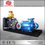 De Pomp van het Water van de dieselmotor van 8inch Afvloeiing 280tons per Uur voor Irrigatie of Brandbestrijding of Mijnbouw