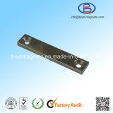 ISO-Fabrik des NdFeB Magnet-Qualitäts-Neodym-Magnet-Blockes für Linearmotor