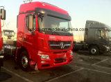 Beiben 2538 de Vrachtwagen LHD&Rhd van de Tractor van 2642 Aanhangwagen