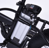 20 de Elektrische Vouwende Fiets van de duim met de Batterij van het Lithium