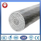 Conductor reforzado acero de aluminio del conductor ACSR