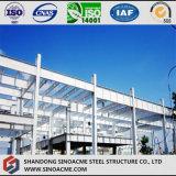 Полуфабрикат выставка Hall стальной структуры 4s