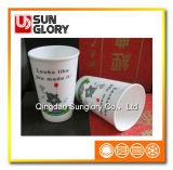 Fördernder Porzellan-Becher Lkb013