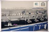 Agent de dépoussiérage de matière première/de panneau ignifuge/chlorure des éclailles 46% Mangesium/chlorure animal d'additif alimentaire/magnésium hexa