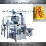 Machine à emballer automatique de maïs éclaté de micro-onde