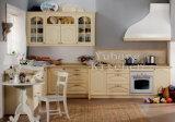 Cabina de cocina de madera sólida #2012-135